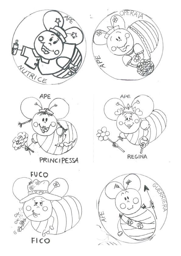 Il giornale della rete miele for Immagini api per bambini