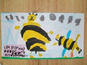 Le api partono vuote e ritornano piene!