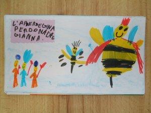 L'ape Regina perdona Gianna.