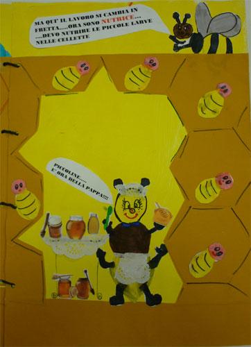 Il giornale della rete 2011 maggio for Immagini api per bambini